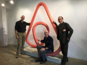 Airbnb本社訪問