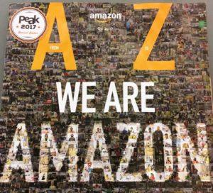 アマゾン本社訪問